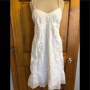 NWOT Gorgeous AE 100% cotton maxi dress